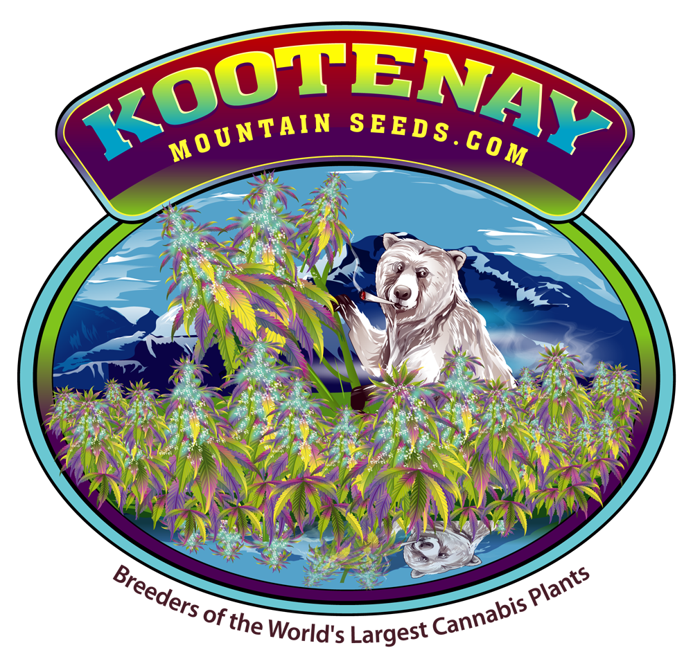 White Grizzly Seed Pack